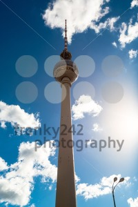 Berlin TV Tower - franky242 photography