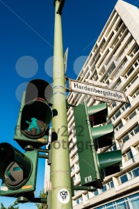 East German crossroads in Berlin - franky242 photography