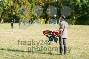 Flying a kite - franky242 photography