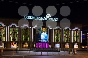 Friedrichstadt Palast at night - franky242 photography
