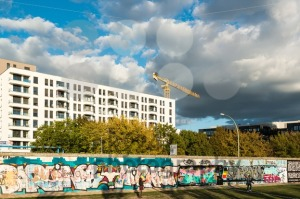 Modern building at the Berlin East Side Gallery - franky242 photography