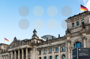 Reichstag building in Berlin, Germany - franky242 photography