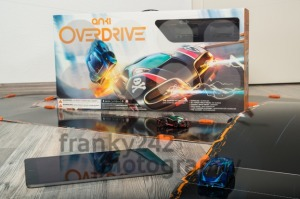 Anki Overdrive toy car racing - franky242 photography
