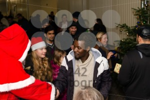 Christmas at German refugee camp - franky242 photography