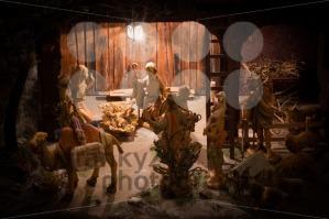 Christmas Manger Scene - franky242 photography