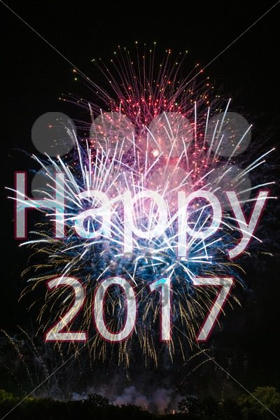 Happy New Year 2017 - franky242 photography