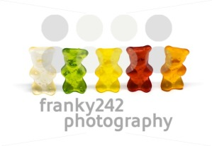 funny gummy bears - franky242 photography