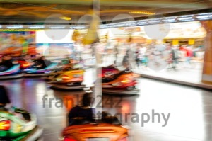 Bumper cars - franky242 photography