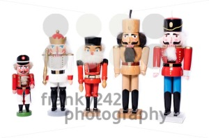 Five antique nutcrackers - franky242 photography
