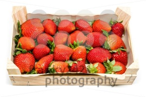 Strawberries in a box - franky242 photography