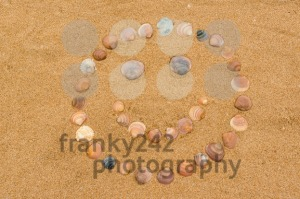Happy face on the beach - franky242 photography