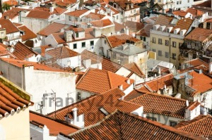 Roofs of Lisbon - franky242 photography