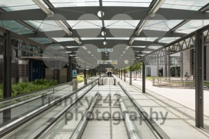 Airport Terminal Stuttgart (Germany) - franky242 photography