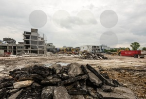 Large demolition site - franky242 photography