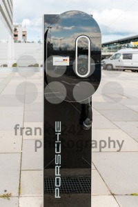 Porsche charging station for electric cars - franky242 photography