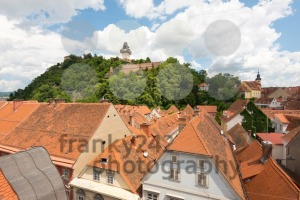 Schlossberg in Graz, the second-largest city of Austria - franky242 photography