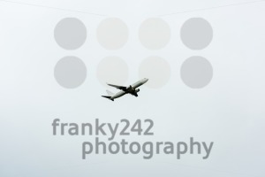 Airplane taking off - franky242 photography