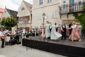 Dance performance at historic festival - franky242 photography