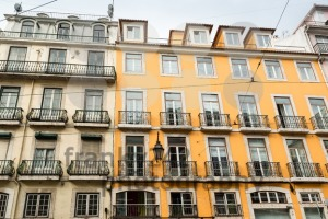 Typical Lisbon house facades - franky242 photography
