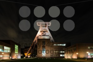 Zollverein Coal Mine Industrial Complex - franky242 photography