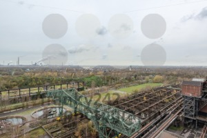 view from landschaftspark duisburg - franky242 photography
