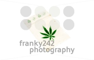 Empty bag of weed, Marijuana - franky242 photography