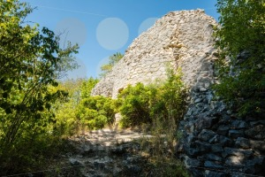 Ruins of castle in Swabian Alb - franky242 photography