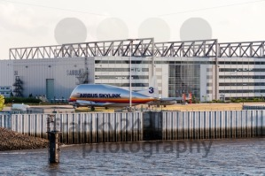 Airbus plant in Hamburg FInkenwerder - franky242 photography