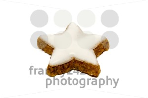 Cinnamon star cookie - franky242 photography