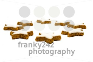 Cinnamon star cookies - franky242 photography