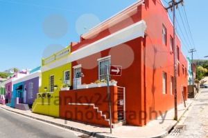 Colorful Bo-Kaap area of Cape Town - franky242 photography