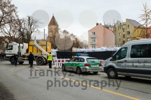 Disposal of a WW2 bomb in Augsburg, Germany - franky242 photography