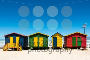 Hightech beach huts - franky242 photography