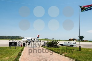 Nelspruit Mpumalanga airport in South Africa - franky242 photography