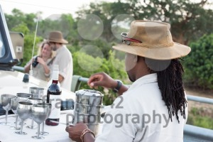 Sundowner in the Kruger National Park - franky242 photography