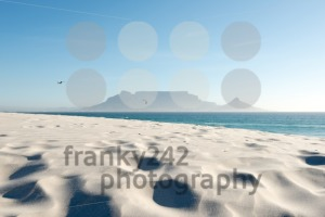 Table Mountain in Cape Town, South Africa - franky242 photography