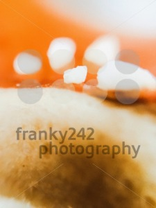 Closeup of Bavarian Bretzel - franky242 photography