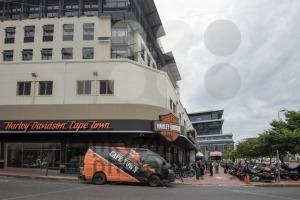 Harley Davidson store in Cape Town, South Africa - franky242 photography
