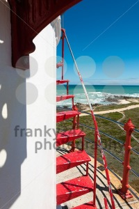Lighthouse of Cape Agulhas, South Africa - franky242 photography