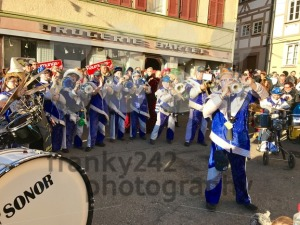 Traditional carnival music in Germany - franky242 photography
