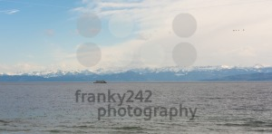 Beautiful panorama at Lake Constance - franky242 photography