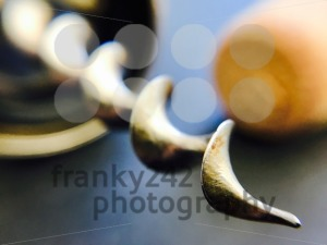 Closeup of a c ork screw and cork - franky242 photography