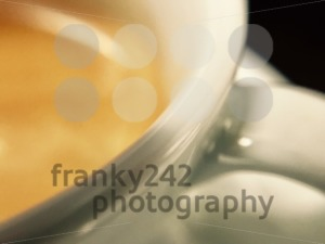 closeup of a cup of coffee - franky242 photography