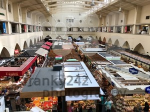 The Market Hall in Stuttgart - franky242 photography