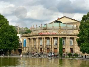 Stuttgart Opera Building - franky242 photography
