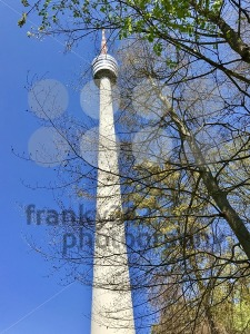 Stuttgart Television Tower - franky242 photography