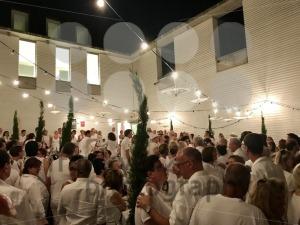 Diner en Blanc, the white dinner - franky242 photography