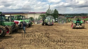 Tractors getting ready for the challenge - franky242 photography