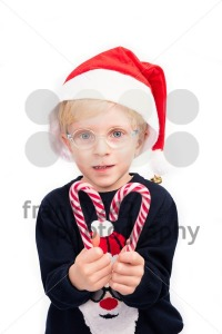 Boy Loves Christmas - franky242 photography