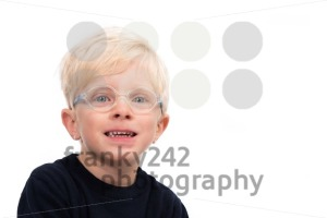 Handsome four year old boy portrait - franky242 photography